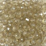 CRT104 - Cristal Jonquil 6mm - 100Unids