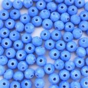 CRT132 - Cristal Azul Jeans 6mm - 90Unids