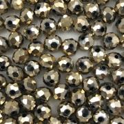 CRT405 - Cristal Labrador 6mm - 100Unids