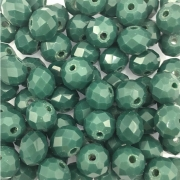 CRT463 - Cristal Verde Esmeralda 8mm - 72Unids