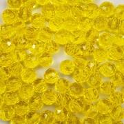 CRT594 - Cristal Amarelo Transparente 6mm - 90Unids