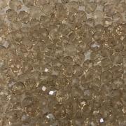 CRT61 - Cristal Blond Flare 4mm - 150Unids