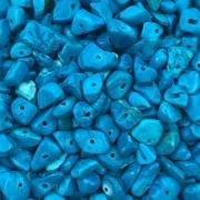 CS13 - Cascalho Pedra Turquesa Azul - 30Grs