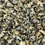 CS15 - Cascalho Pedra Obsidiana Dalmata - 30Grs