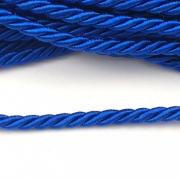CSF003 - Cordão de São Francisco 5mm Azul Royal - 1metro