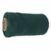 FE76 - Fio Encerado Verde Folha - 1metro