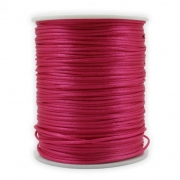 FS11 - Fio de Seda 1mm Pink - 5metros