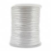 FS25 - Fio de Seda 1mm Branco - 5metros