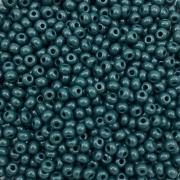 MIC102 - Miçanga Jablonex nº6 Verde Musgo 4,1mm - 10Grs