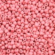MIC145 - Miçanga Chinesa nº5 Rosa Pastel 3,2mm - 10Grs