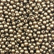 PE141 - Pérola de Resina 4m Capuccino - 10Grs