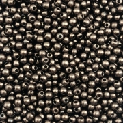 PE40 - Pérola de Resina 3m Marrom - 10Gr