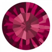 PP10 - Strass Perfecta Ruby - 50Unids