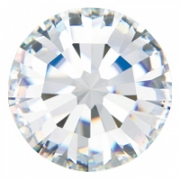 PP12 - Strass Perfecta Cristal - 100Unids