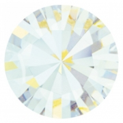 PP24 - Strass Perfecta White Opal - 50Unids