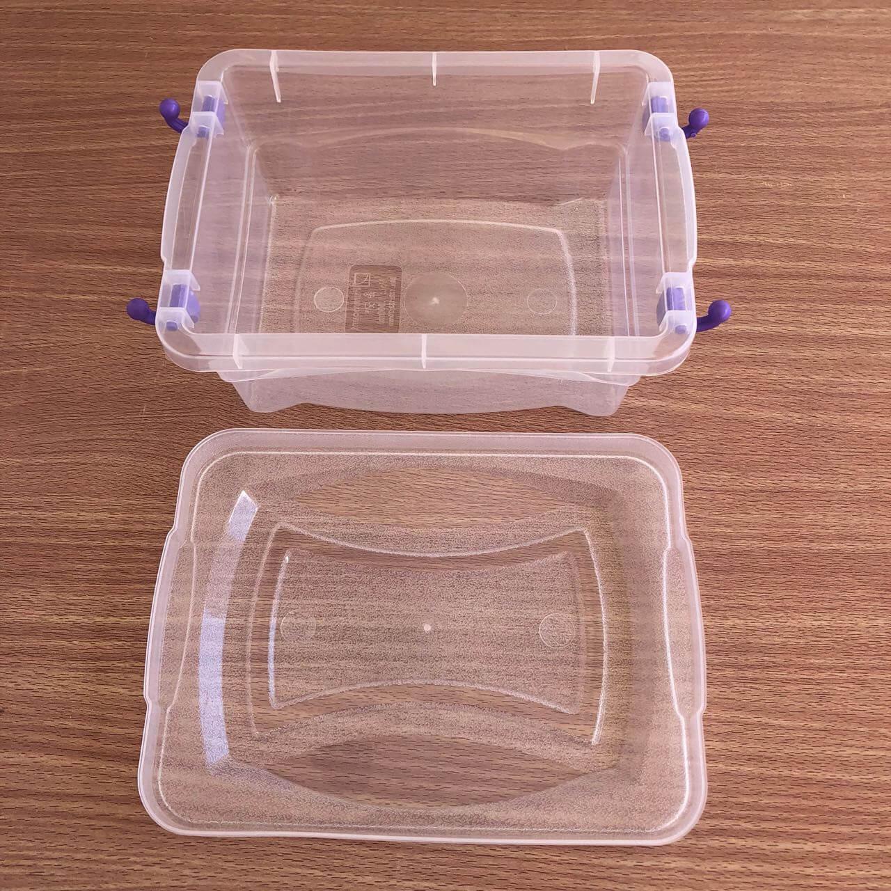 BD04 - Pratic Box 01 Litro  - 01 Unid