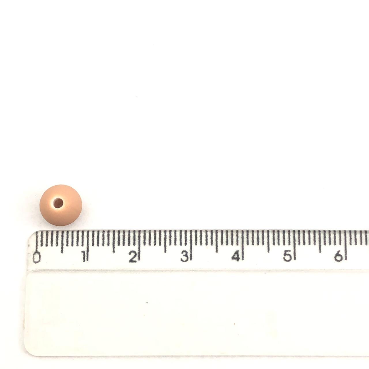 BOL267 - Bola Emborrachada Nude 8mm - 20Grs