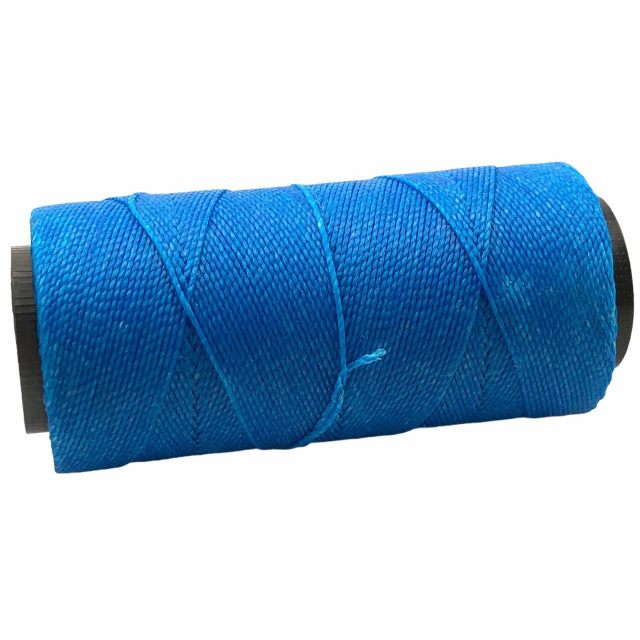 CE04 - Cordonê Encerado Azul- 10metros