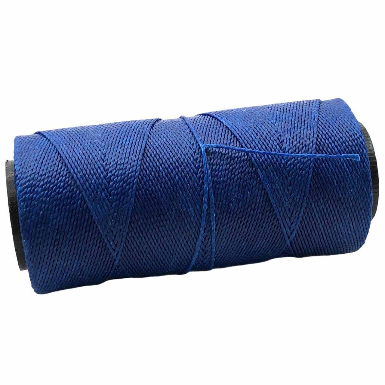 CE13 - Cordonê Encerado Azul Royal - 10metros