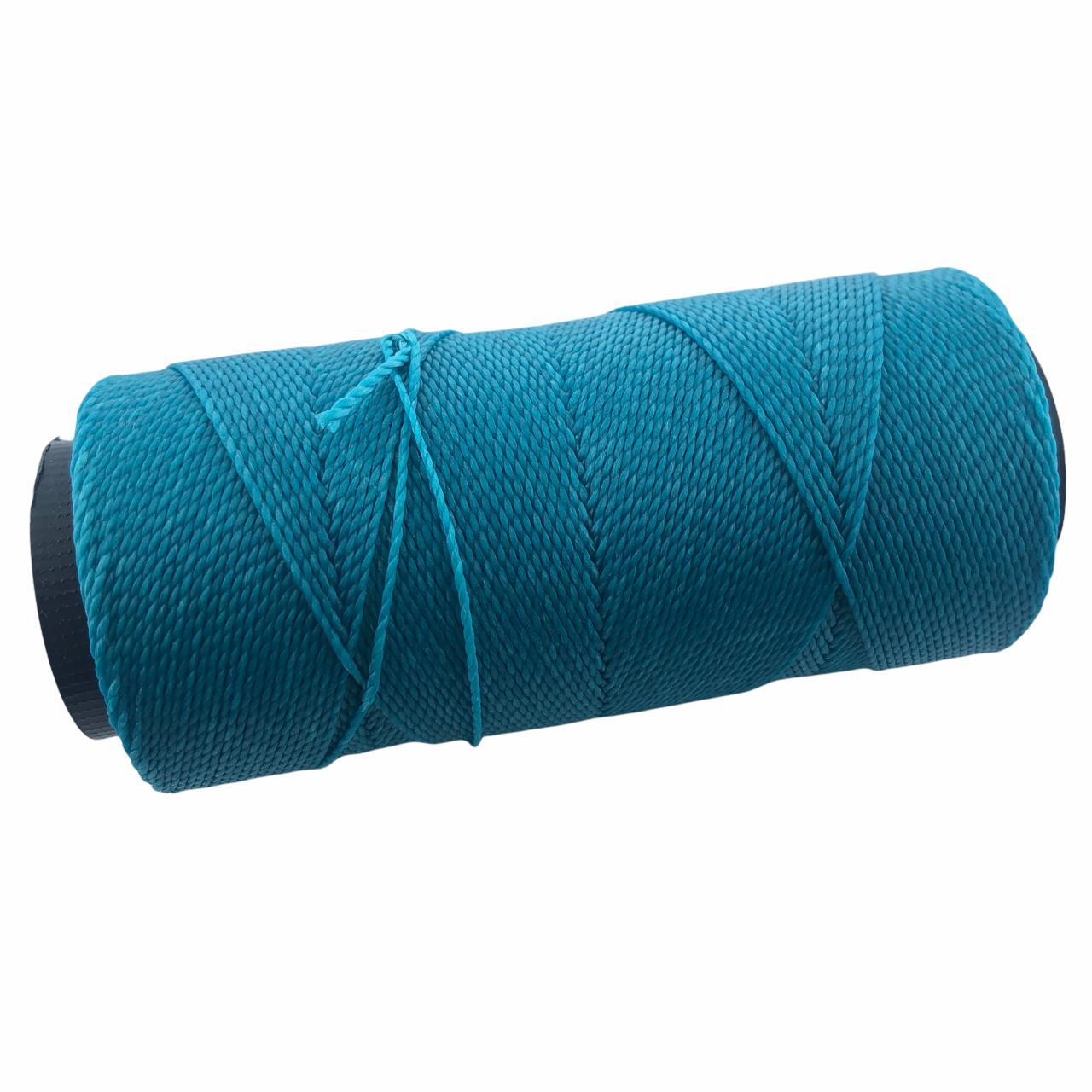 CE30 - Cordonê Encerado Azul Celeste - 10metros