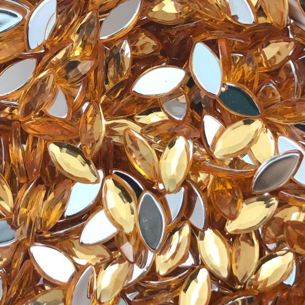 CHT007 - Chaton Navete Light Colorado 5x10 - 10unids