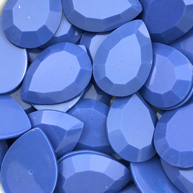 CHT274 - Chaton Gota 18x25 Azul Inverno - 04Unids