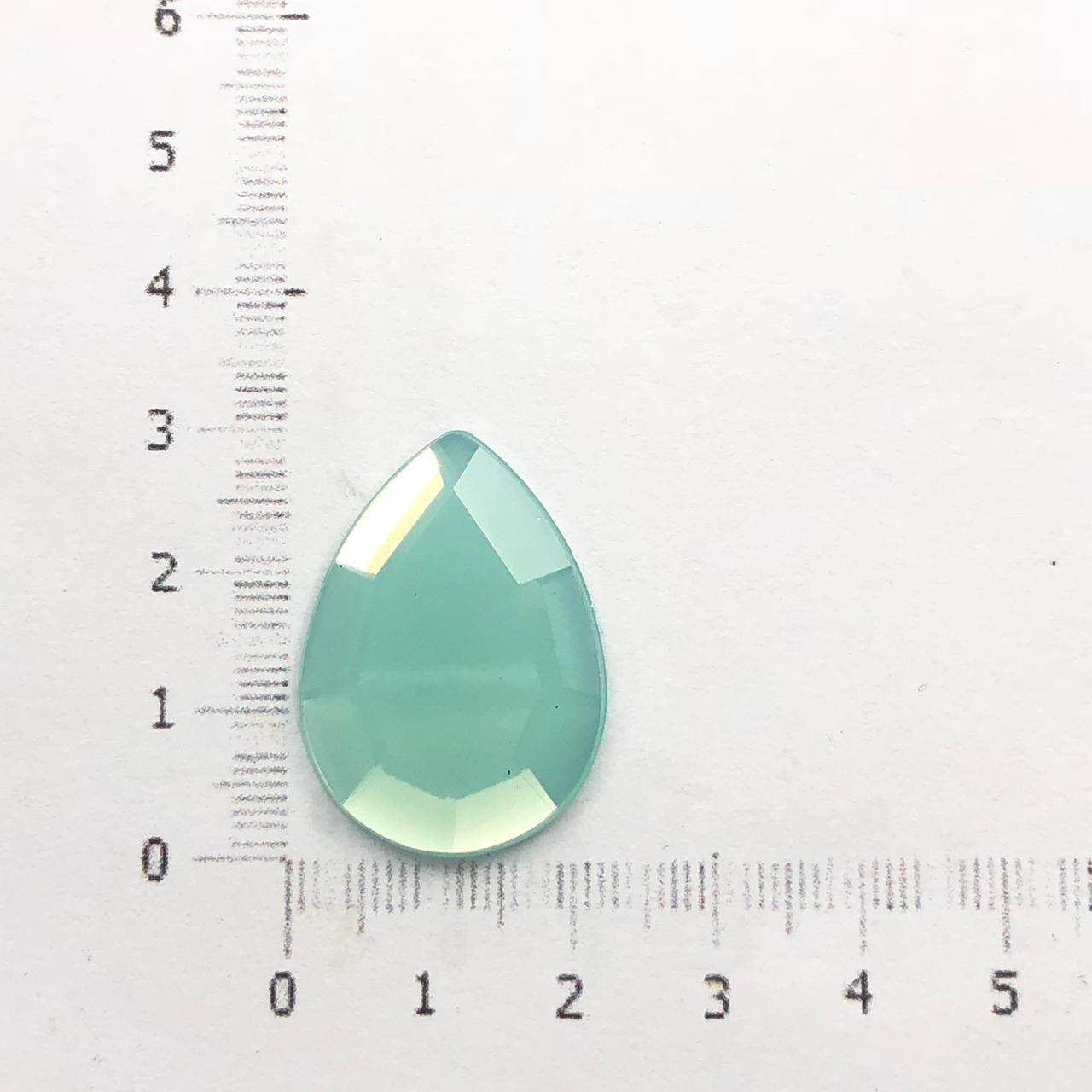CHT793 - Chaton Gota 18x25 Pacific Opal - 2Unids