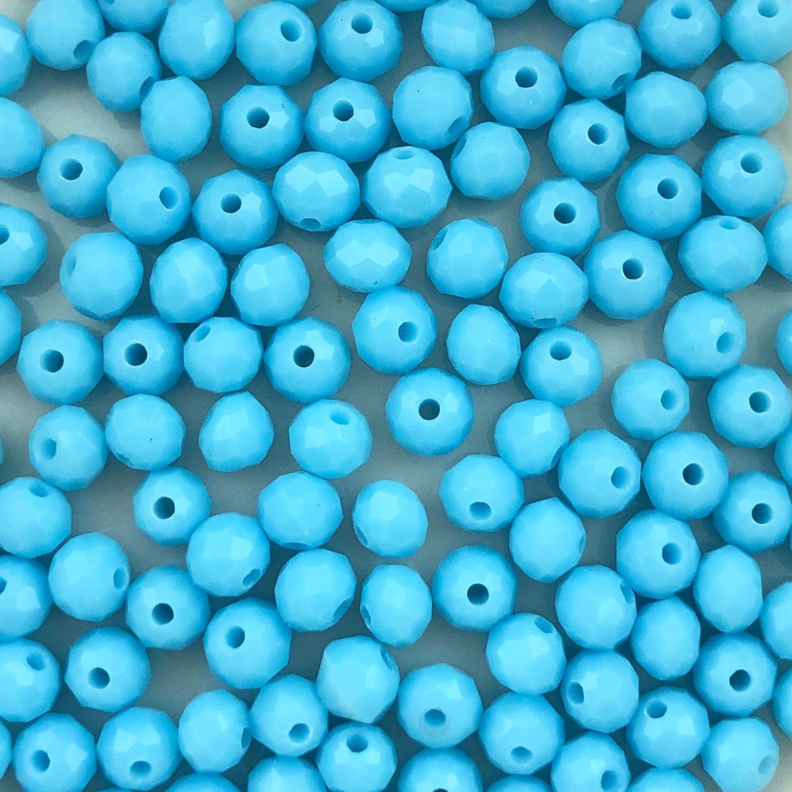 CRT02 - Cristal Azul Celeste 4mm - 120Unids