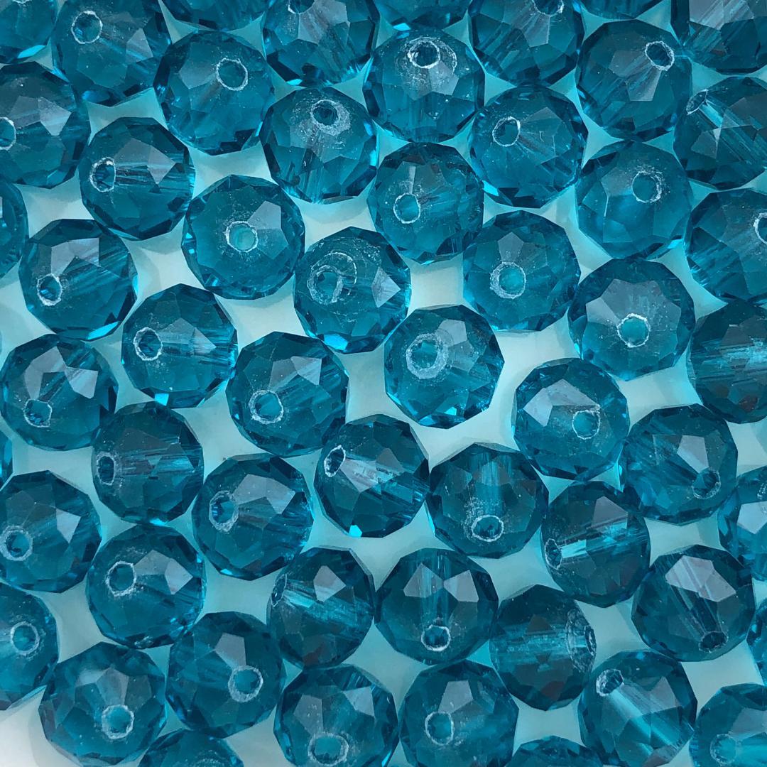 CRT32 - Cristal Blue Zircon 8mm - 65Unids