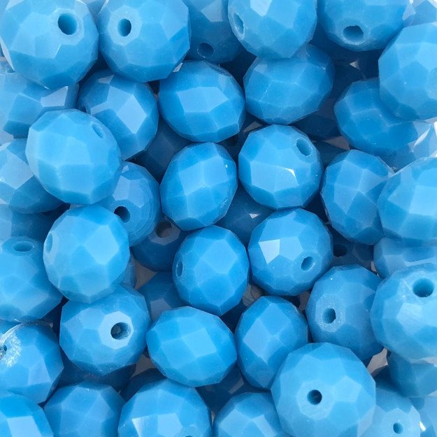 CRT478 - Cristal Azul Ceruleo 10mm - 72Unids