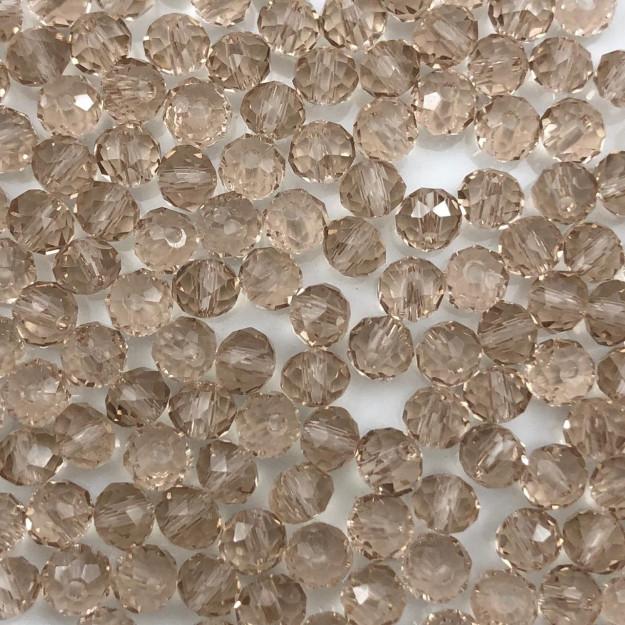 CRT505 - Cristal Marrom Celsian 4mm - 150Unids