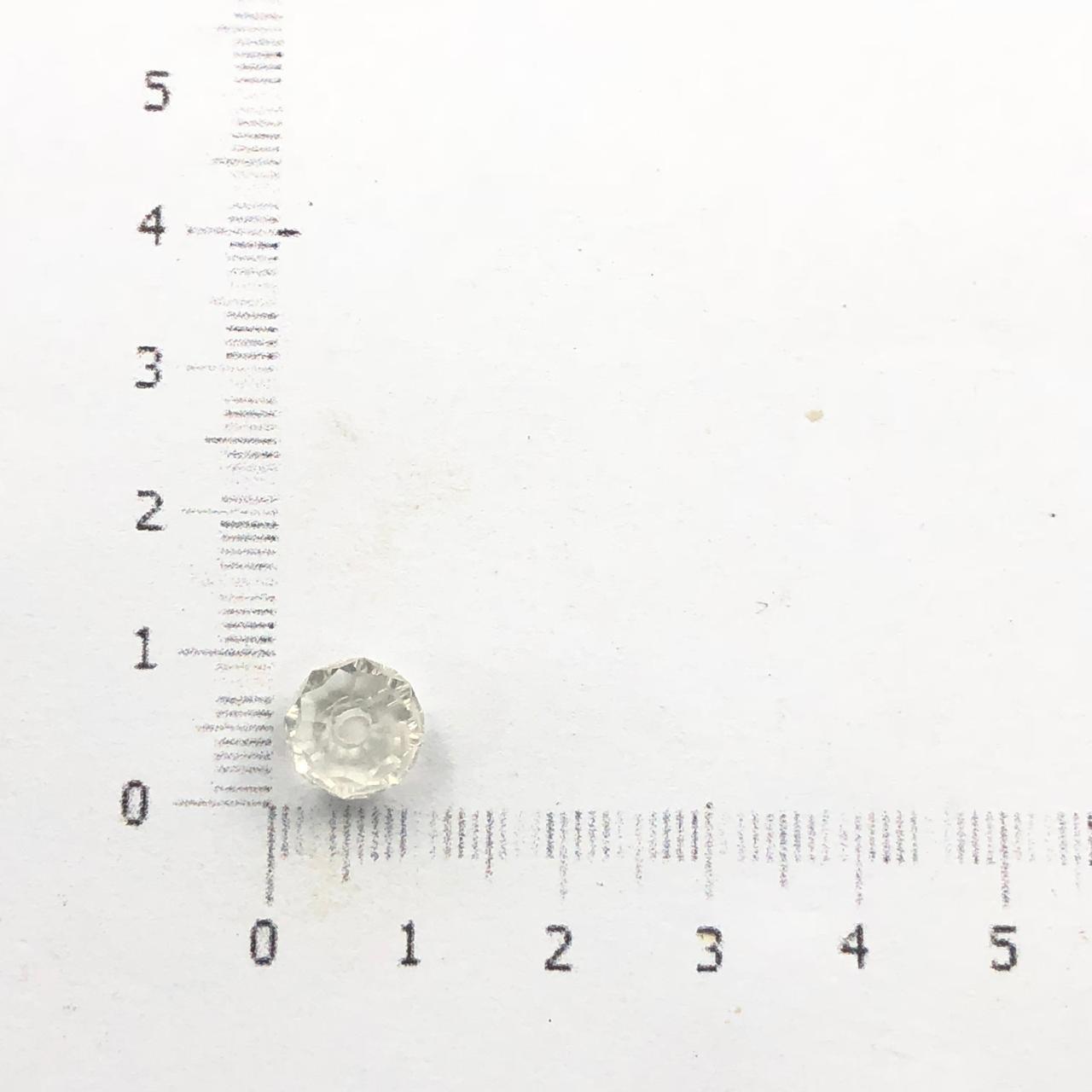 CRT520 - Cristal Camomila 8mm - 72Unids