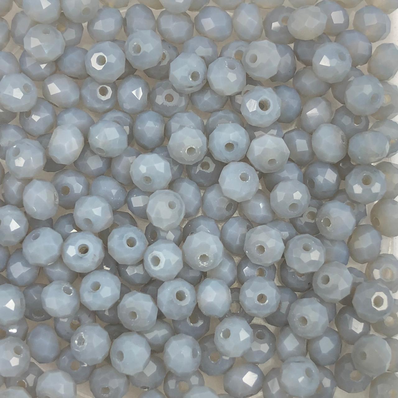 CRT536 - Cristal Cinza 4mm - 150Unids