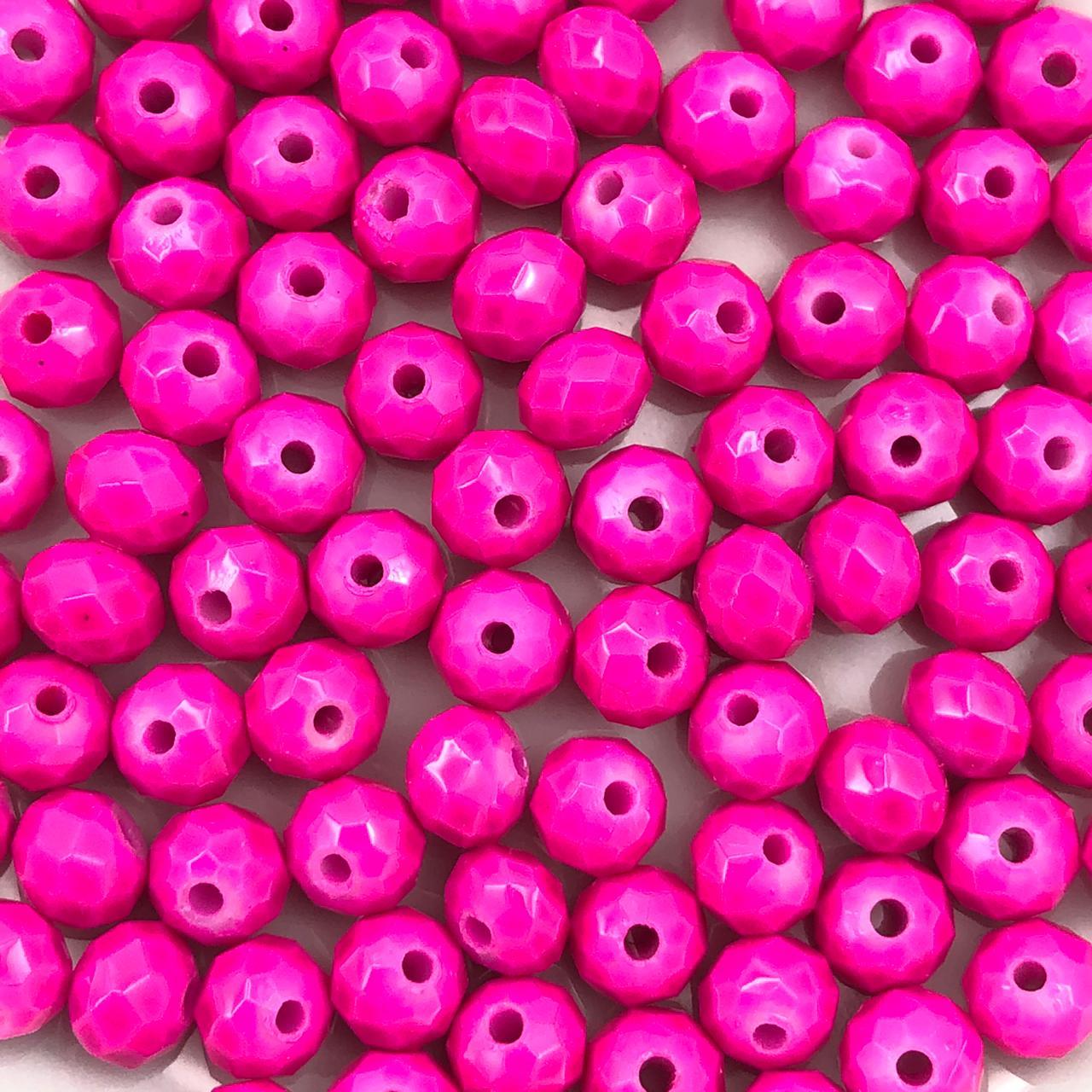 CRT616 - Cristal Pink 6mm - 90Unids