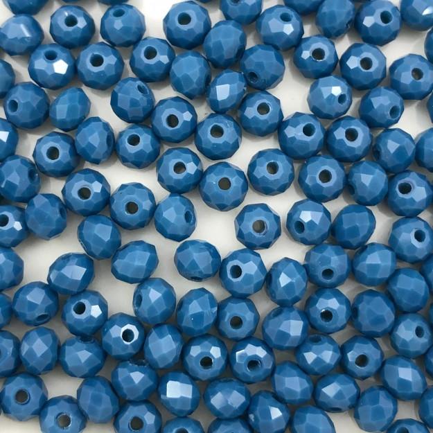 CRT73 - Cristal Azul Cobalto 4mm - 150Unids