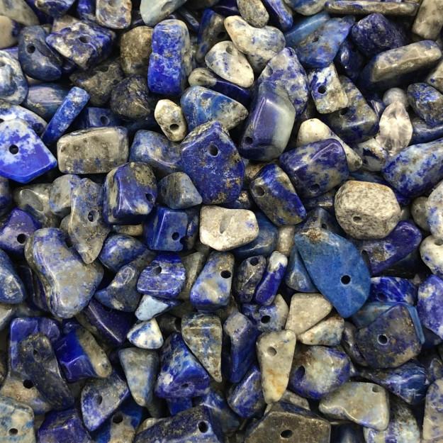 CS12 - Cascalho Pedra Lápis Azul - 30Grs