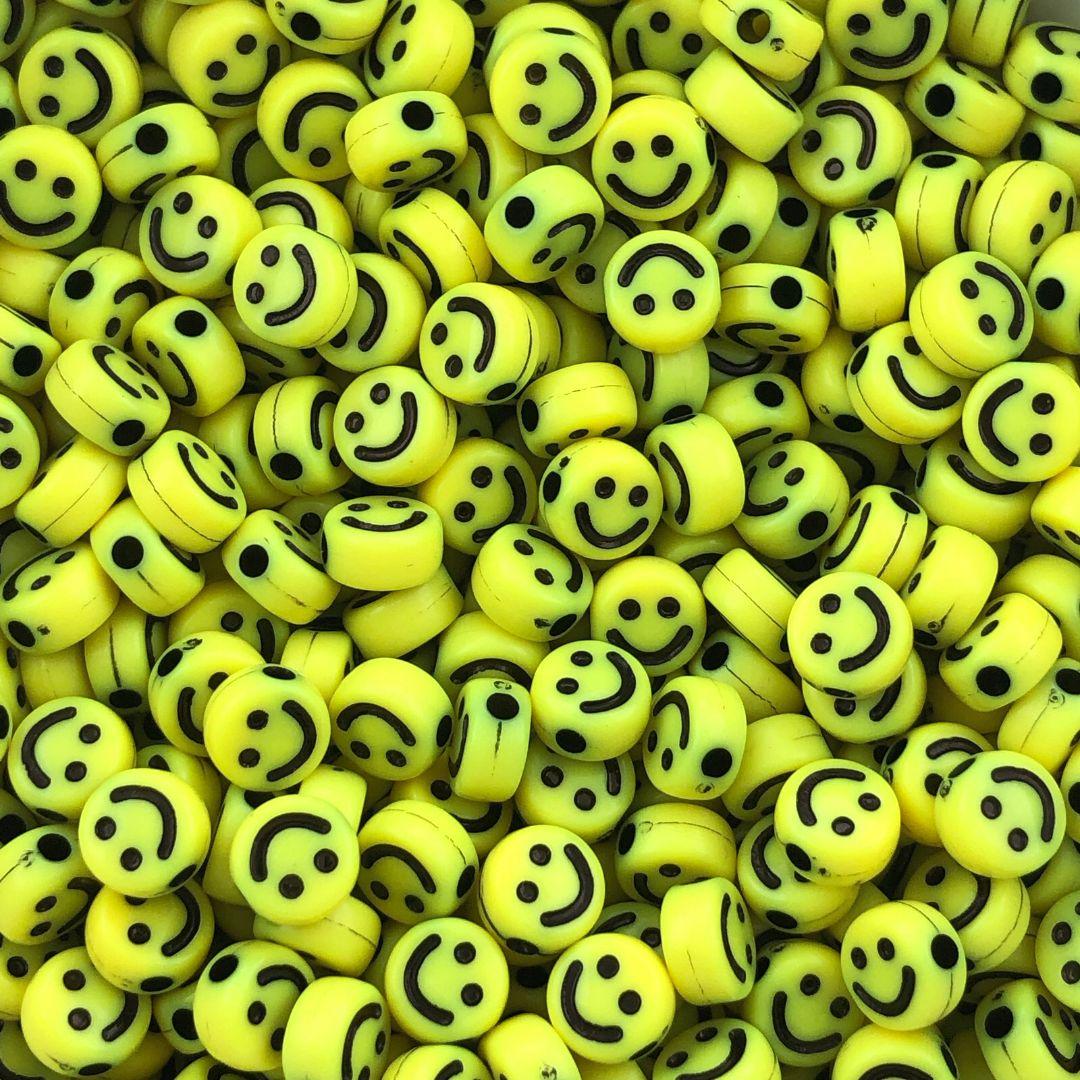 DR23 - Disco de Resina Smile Amarelo 7x4 mm - 20Grs