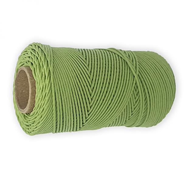 FE06 - Fio Encerado Verde Pistache - 5metros