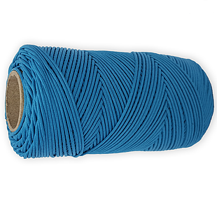 FE07 - Fio Encerado Azul Piscina - 5metros