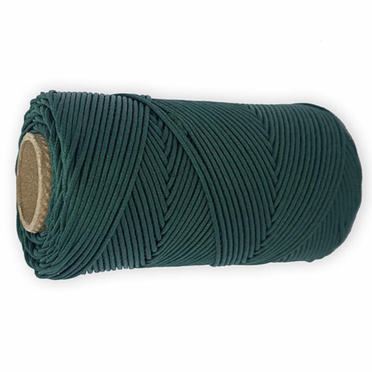 FE41 - Fio Encerado Verde Esmeralda - 5metros