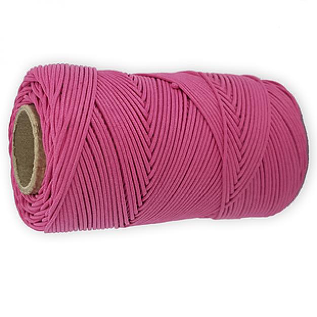 FE67 - Fio Encerado Pink - 5metros