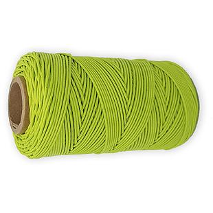 FE87 - Fio Encerado Verde Cítrico - 5metros