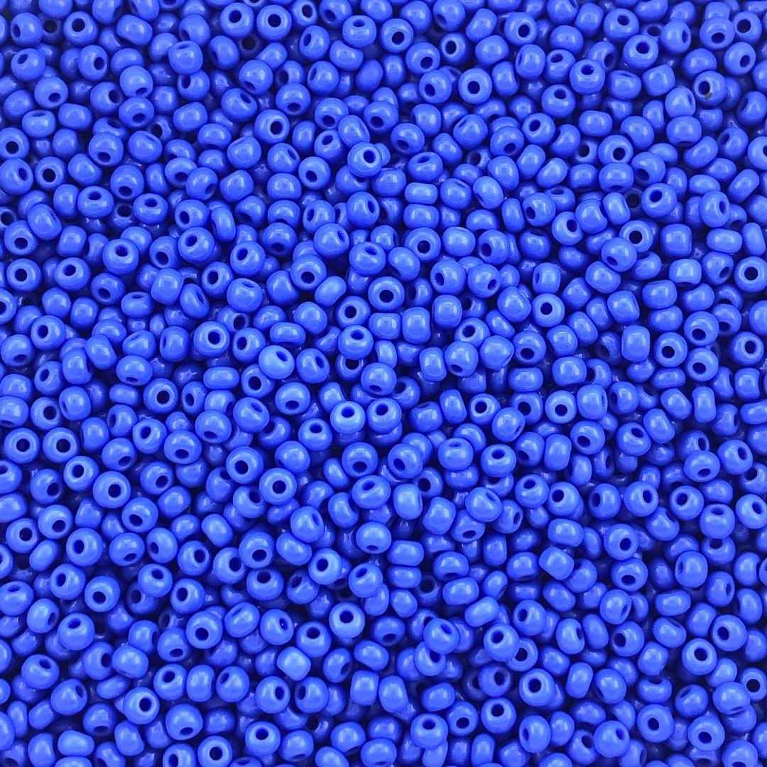 MIC269 - Miçanga Jablonex nº9 Azul Jeans 2,6mm - 20Grs