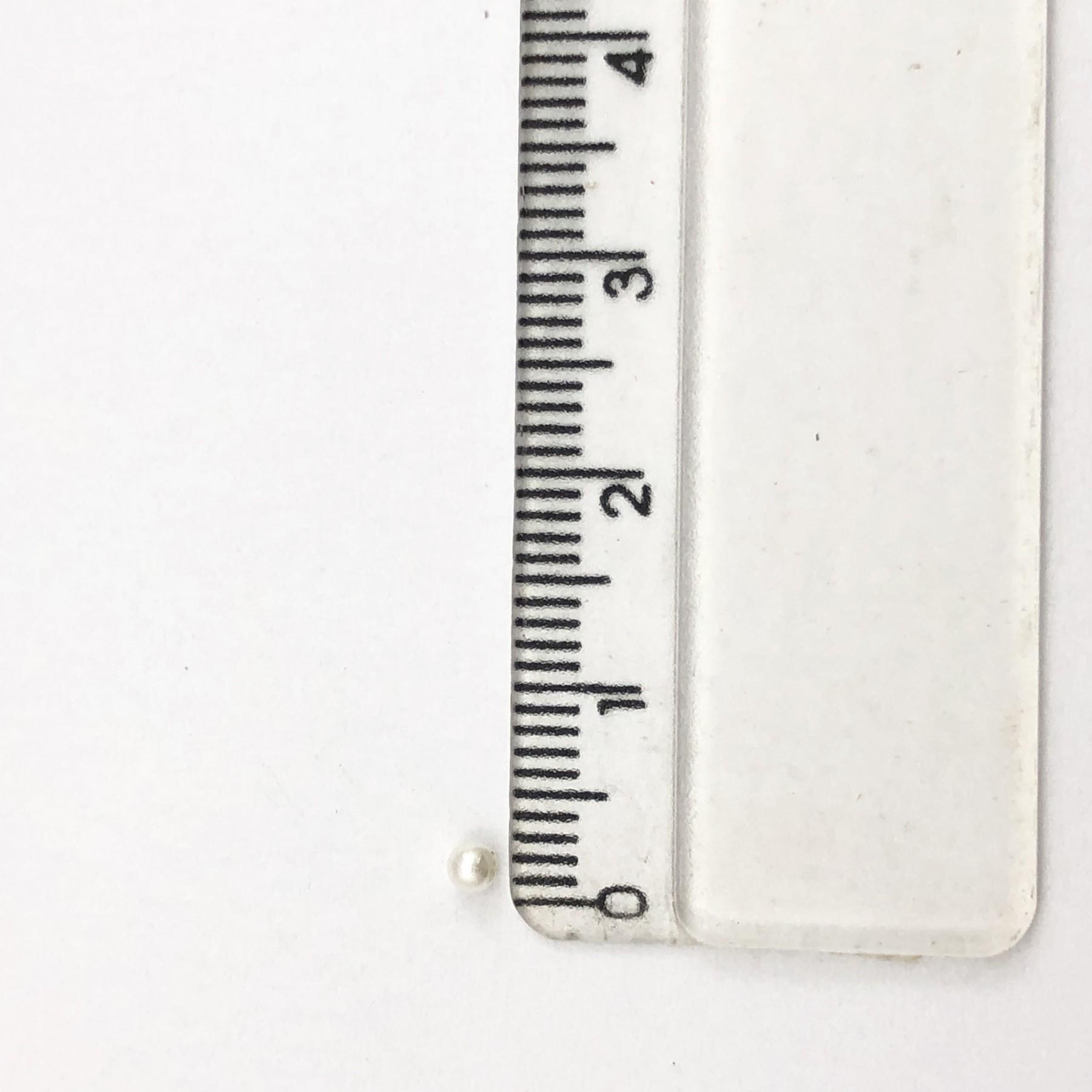 PE06 - Micro Pérola de colagem 2.5m - 4Grs