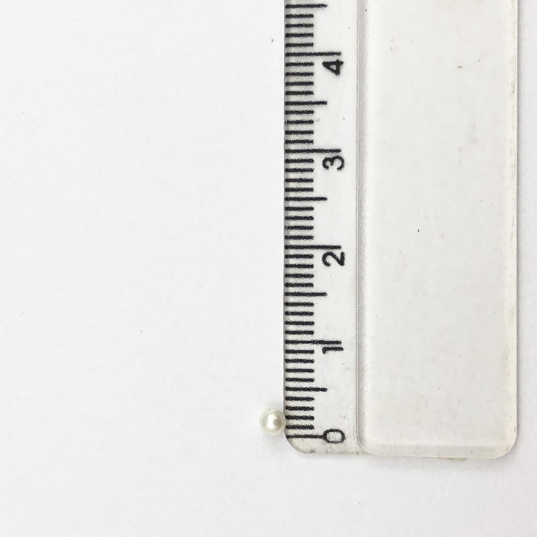 PE20 - Micro Pérola de colagem 3m - 6Grs