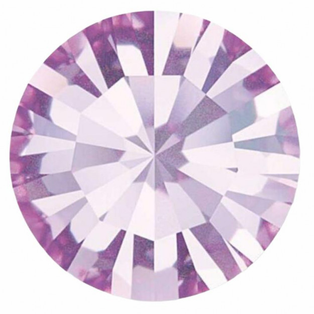 PP12 - Strass Perfecta Violet - 50Unids