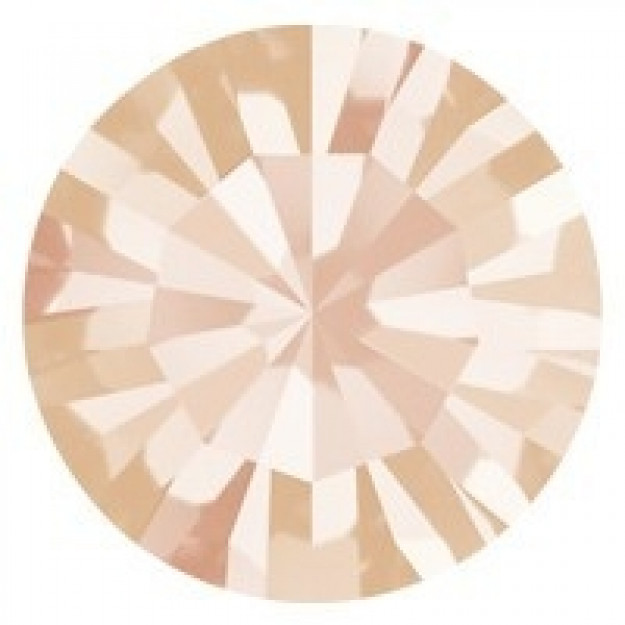 PP16 - Strass Perfecta Light Peach - 50Unids