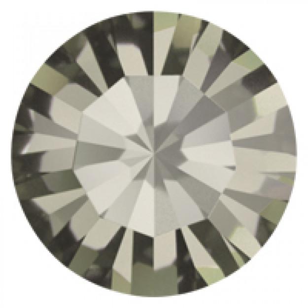 PP28 - Strass Perfecta Black Diamond - 50Unids