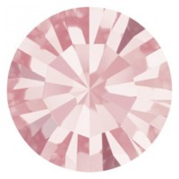 SS16 - Strass Perfecta Light Rose - 50Unids