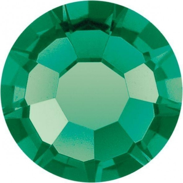 SS34 - Strass Preciosa Green Turmaline - 12Unids